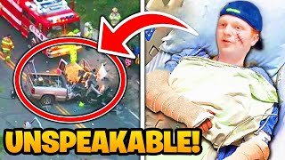 6 YouTubers That BARELY ESCAPED ALIVE! (Unspeakable, Mrbeast, DanTDM)