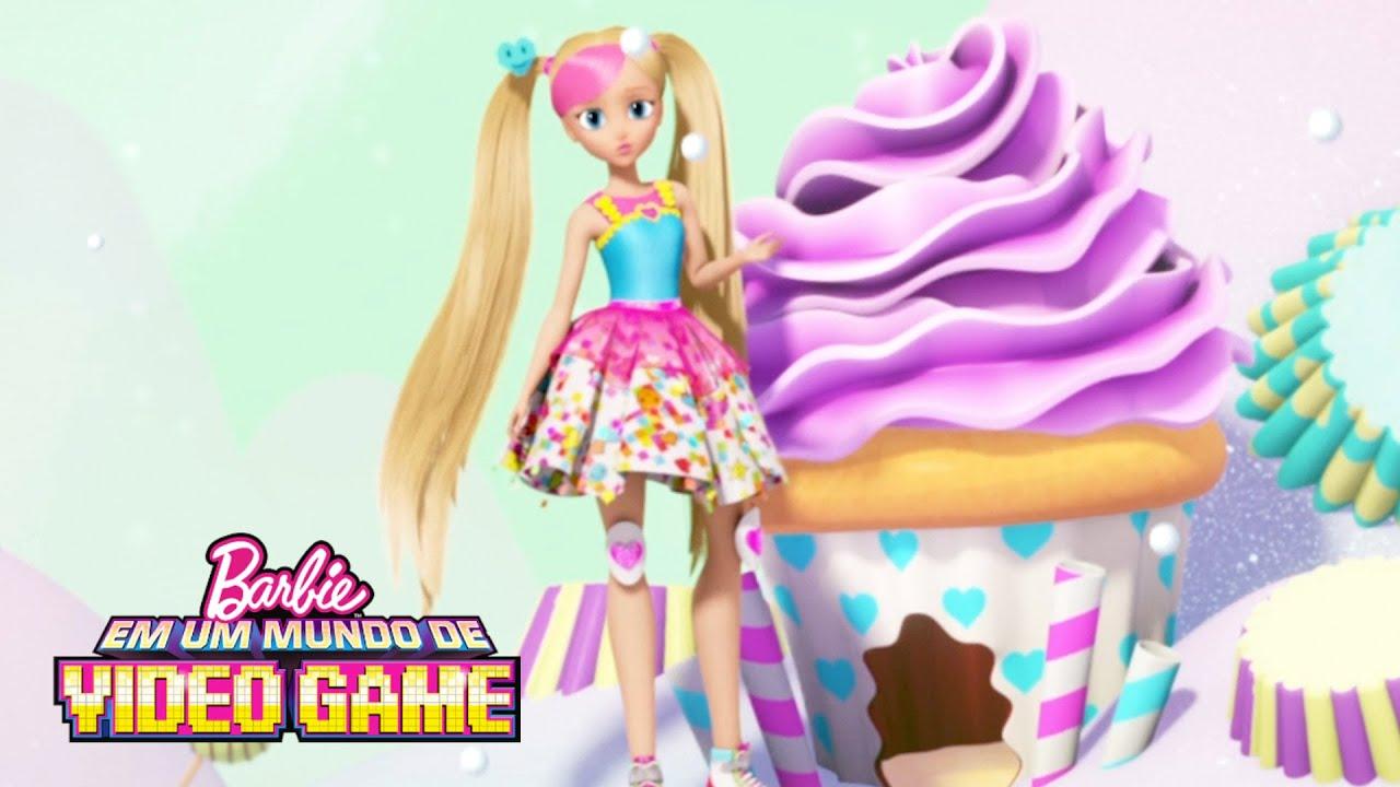 Bloopers E Cenas Adicionais Barbie Em Um Mundo De Video