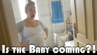 IS THE BABY COMING?! - LIVING IN PORTUGAL DAILY VLOG (ADITL EP433)