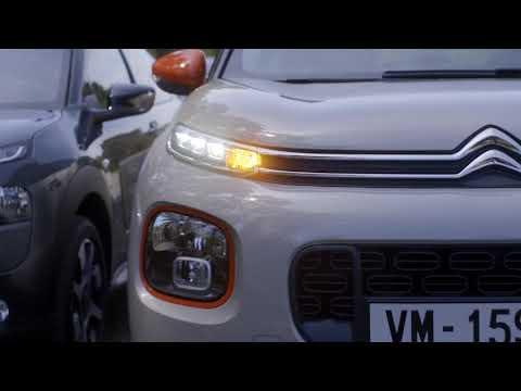 New Citroën C3 Aircross: Park Assist