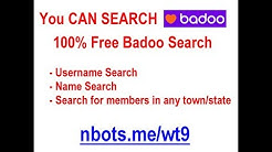 Search Badoo ♥ How to Search ♥ Badoo Dating ♥ by Username Name or Generally Dating Location Search