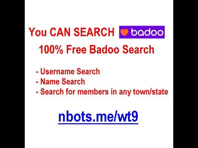 Badoo search by language