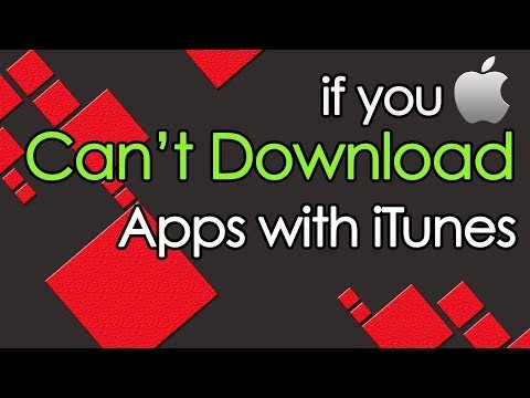 (iTunes+App Store) If You Can't Download Application With ITunes. I Have A Solution