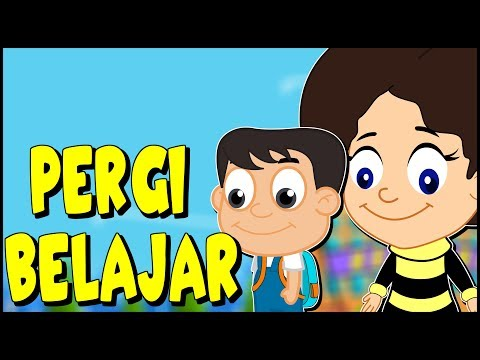 Pergi Belajar |  Lagu Anak Terpopuler | Lagu Anak TV