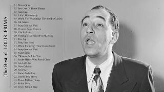 Louis Prima Greatest Hits || The Best Of Louis Prima [ Full Album ]
