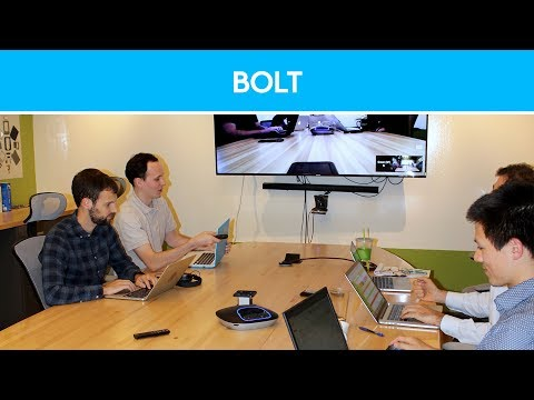 Case Study: BOLT Venture Capital uses Logitech GROUP to Coll