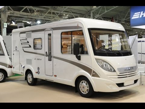 a16d99a88e Hymer EX i 504 motorhome review - YouTube