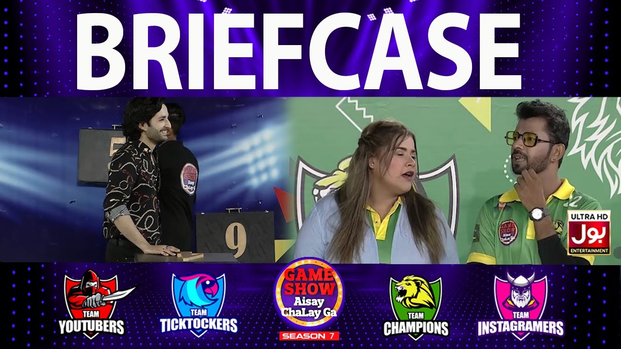 Download Briefcase | Game Show Aisay Chalay Ga Season 7 | 25th July 2021