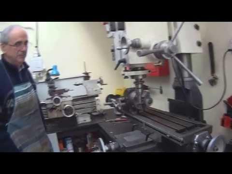 automatizacion motor para taladro fresador