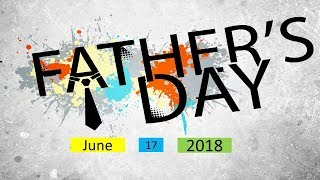 Happy Fathers Day 2017 - Father's day wishes quotes, gifts ideas