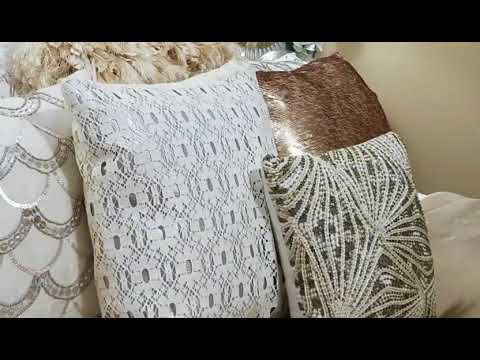 Christmas Guest Bedroom Tour + Bombay Chest Transformation