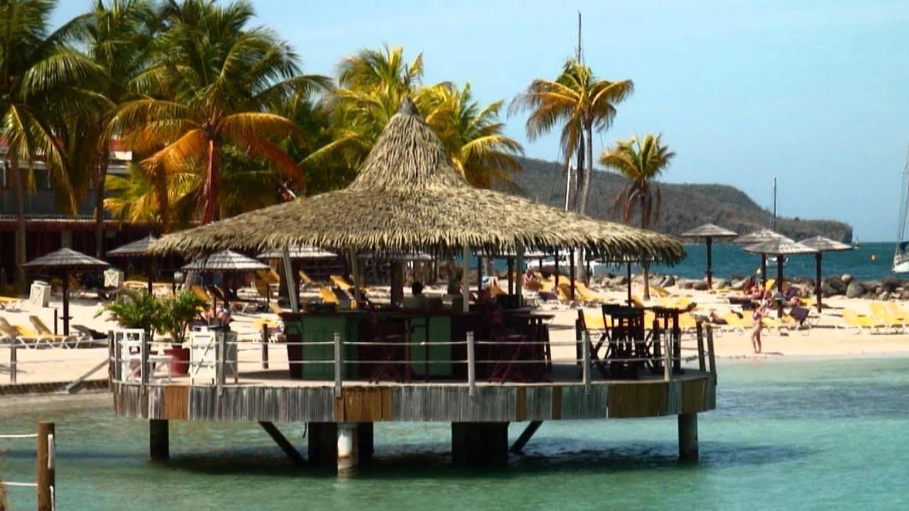 Martinique trois lets la pointe du bout youtube for Hotels 3 ilets