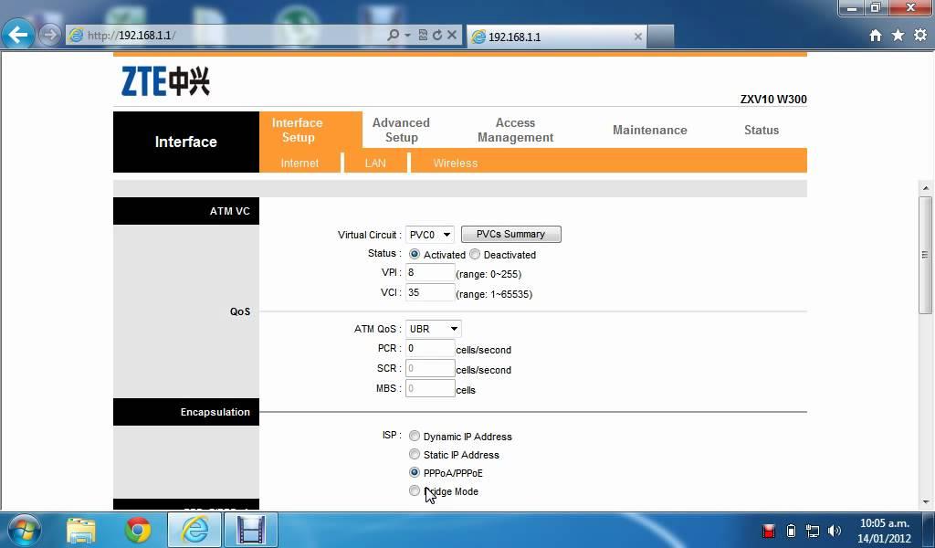 Configuration Modem Wifi Zte Zxv10 W300 - Puncnorcompfo1971