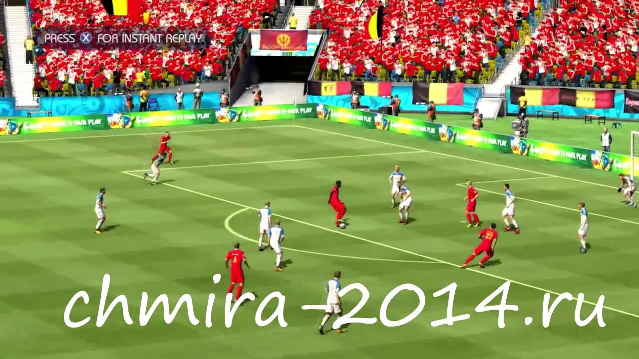 Видео онлайн трансляция матча россия-бельгия