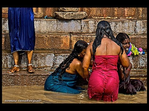 Bath in Ganga River | Ganga Snan