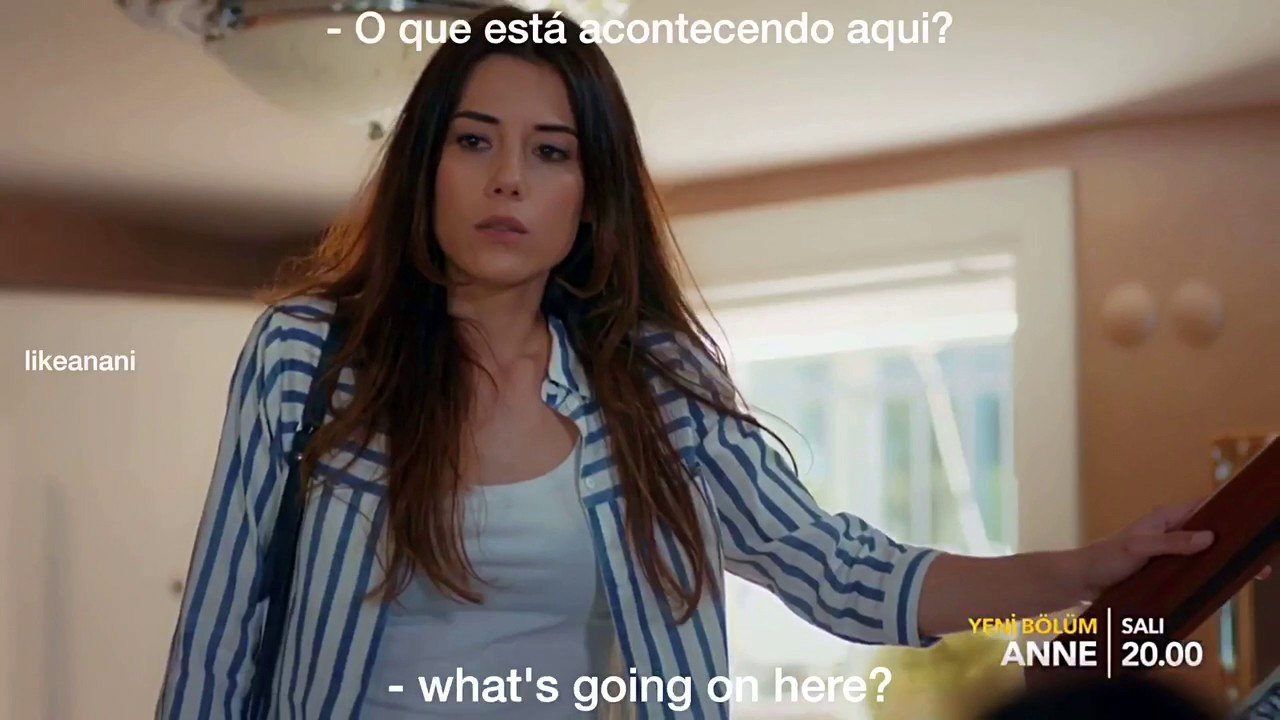 Anne 27 episode - 1  Fragman - English and Portuguese subtitles