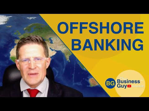 Offshore Banking: What is It? Where to Open an Account?