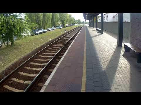 A Balaton part legforgalmasabb megállóhelye - Balatonlelle megállóhely