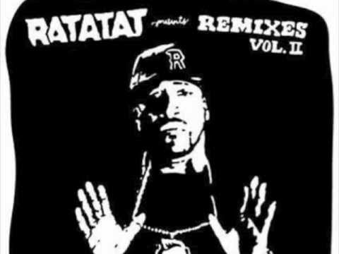 Kanye West - Get em high (Ratatat Remix) (HQ)