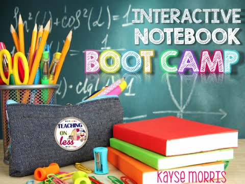 Interactive Notebooks