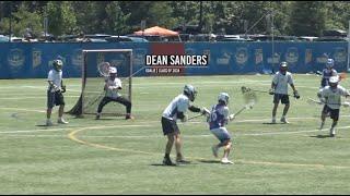 Dean Sanders '24 Goalie | 2020 Summer Highlight Film