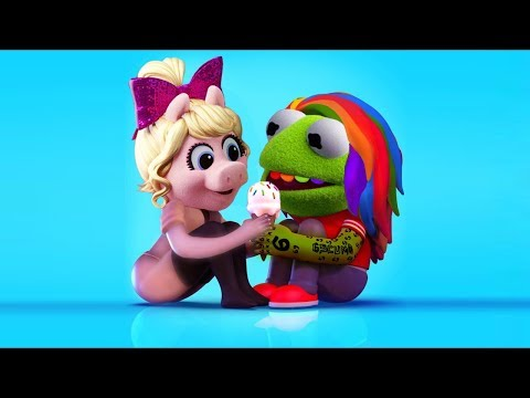 "Kermit and Miss Piggy Sing ""FEFE"" – 6ix9ine, Nicki Minaj, Murda Beatz"
