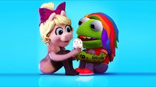 Kermit and Miss Piggy Sing