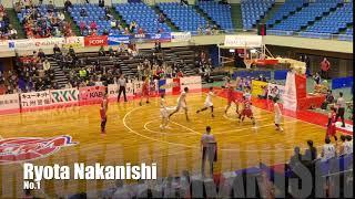 2018/2/3(土) @熊本県立総合体育館 熊本ヴォルターズ vs 香川ファイブア...