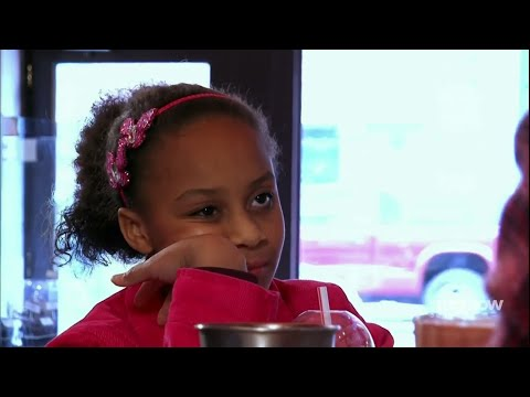 Dance Moms - Holly Tells Nia She Won't Be Able to Make It to Competition (S2 E01)