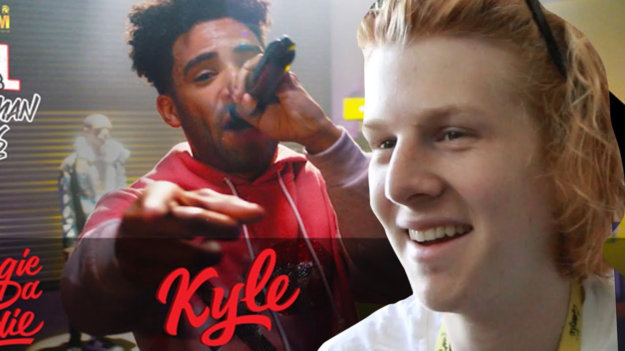 Kyle A Boogie Wit Da Hoodie And Amines  Xxl Freshman Cypher Reaction
