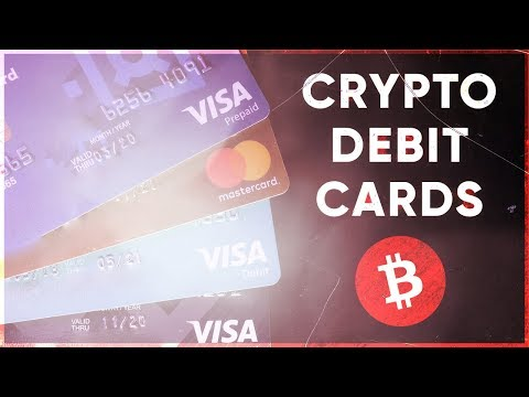 how to cash out cryptocurrency debit card