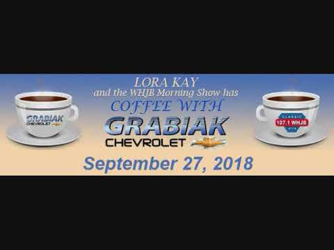 Coffee with Grabiak (9-27-18)