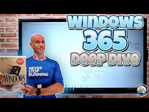 Windows 365 Deep Dive