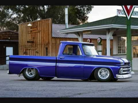 1964 chevy truck - YouTube