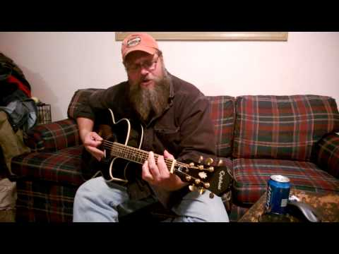 Good Hearted Woman acoustic cover Hans Mayer Waylon Jennings