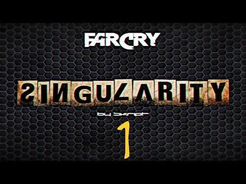 Прохождение игры Far Cry: Singularity |Area 27| №1 НАЧАЛО