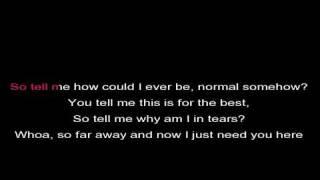 Down to Earth in the style of Justin Bieber Karaoke Instrumental Lyrics www keepvid com