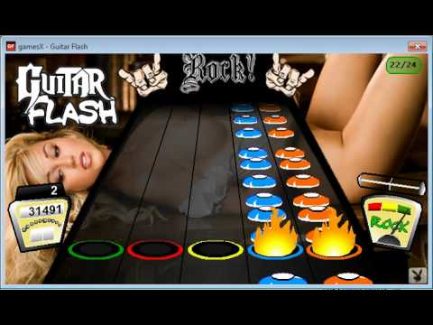 Massacration evil papagali guitar flash custom youtube