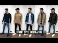 Mens Fashion 2019 Street Style Haul - Winter #Ad