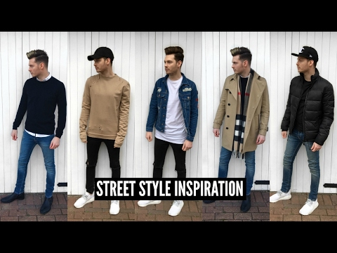 Mens Fashion 2018 Street Style Haul - Winter #Ad