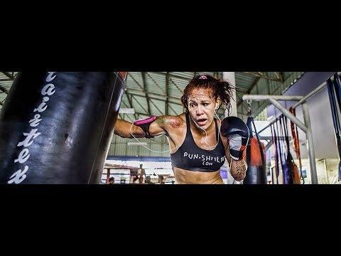 CRIS CYBORG | Training For Holly Holm