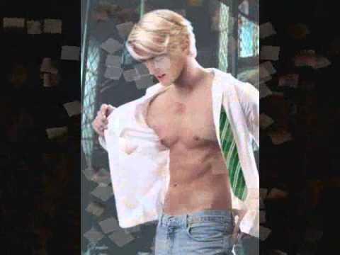shirtless Tom felton