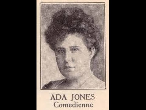 Miss Ada Jones compilation mix vol.2 / First Recordings (1905-1906)