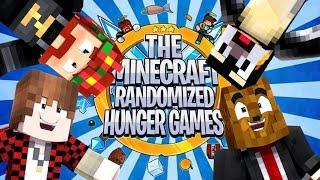 The Minecraft Randomized Hunger Games! #7 - Minecraft Modded Minigames   JeromeASF