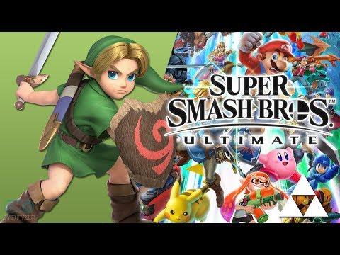 Song of Storms Zelda: Ocarina of Time Brawl - Super Smash Bros Ultimate Soundtrack