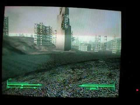 Fallout 3 Glitch.... Get out of map - YouTube