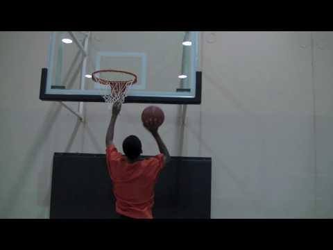 DRIVE Basketball Academy Drills: Kevin McHale Tip Drill - Post Development