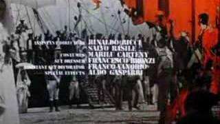 Main Title Madness: Burn! (1969)