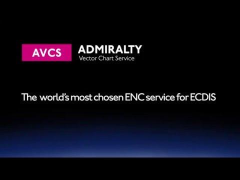 ADMIRALTY Vector Chart Service (AVCS)