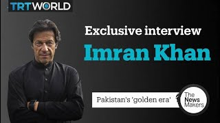 Imran Khan: Pakistan's 'golden era' | Exclusive Interview